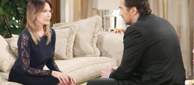 Anticipazioni Beautiful: Taylor confessa a Ridge di amarlo ancora