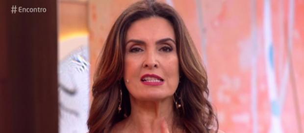 Fátima falou sobre os novos modelos familiares. (Foto: Divulgação / Rede Globo - Encontro)