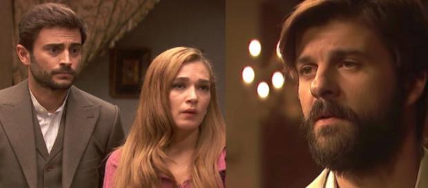 Il Segreto, trame aprile: Julieta e Saul sfrattati, Gonzalo vuole l'eredità della matrona