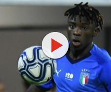 Italia-Finladia, Moise Kean dovrebbe partire dal 1'