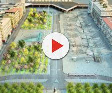 La nuova piazza Garibaldi di Napoli