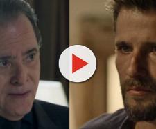Olavo e Gabriel (Reprodução/TV Globo)