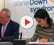 Ana Lúcia Villela doou cerca de US$ 28 milhões para pesquisa sobre Síndrome de Down. (Foto: Arquivo Pessoal)