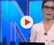 Renata Vasconcellos no JN (Foto: Reprodução/ TV Globo)