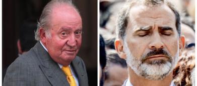 Un supuesto hijo ilegítimo de Juan Carlos I aporta pruebas de su paternidad en un libro