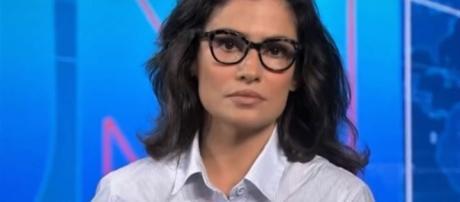 A jornalista Renata Vasconcellos foi alvo dos internautas. (Foto: Arquivo Blasting News)