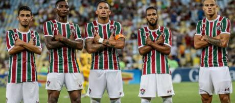 Fluminense fica próximo de quebrar recorde do São Paulo na Sul-Americana. (Arquivo Blasting News)