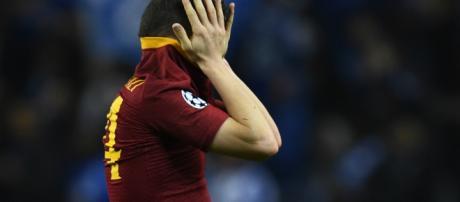 Saranno molti i problemi di formazione oer la Roma contro il Napoli.