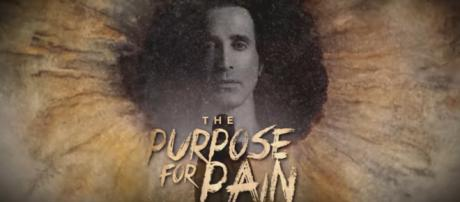 Scott Stapp had good news for loyal fans on the release day of Purpose For Pain. [Image source: Napalm Records-YouTube]