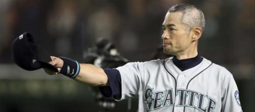 Ichiro se retiró como un grande en el Tokyo Dome. - nbcsports.com