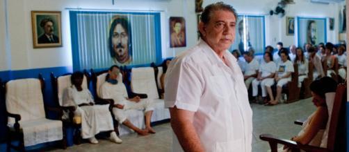 João de Deus, que está preso por suspeita de crimes sexuais. (Arquivo Blasting News)
