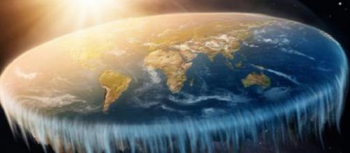 Pessoas estão tentando provar que a terra é plana (Arquivo Blasting News)