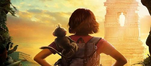 Première image de Dora et la cité Perdue