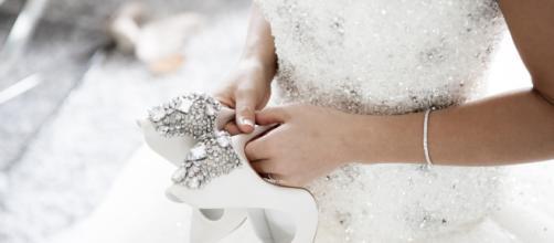 Sposarsi con le sneaker è l'ultima tendenza dei matrimoni del 2019