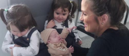 Verdeliss comparte la reacción de Eider y Anne al ver a Miren en casa. / Telecinco