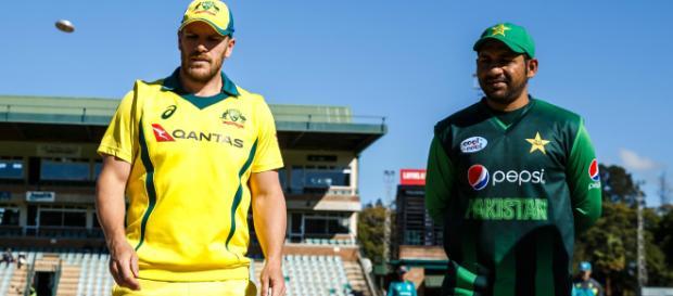 Battle for top places as Pakistan face off against Australia - (Image via icc-cricket.com/Youtube)