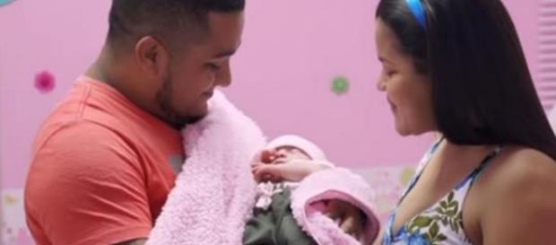 Itzamara o bebê que estava 'grávido' ainda no útero. Foto: Reprodução/ Los Informantes)