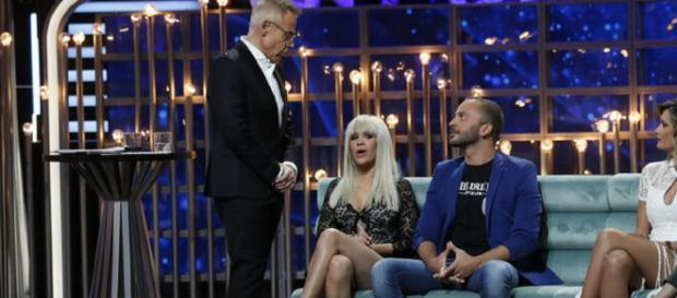 Jordi González, Ylenia y Tejado este jueves en 'GH DÚO'. / Gtres