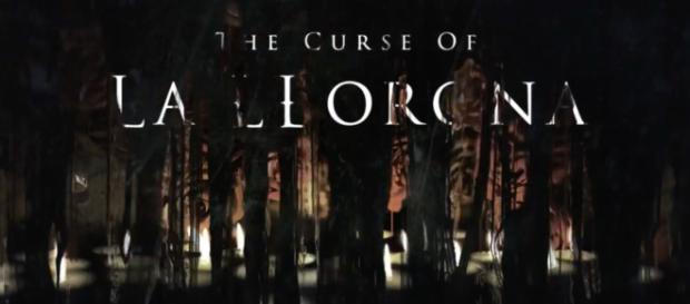"""Locandina de """"La Llorona"""", film dell'orrore del 2019 tratto dalla leggenda."""