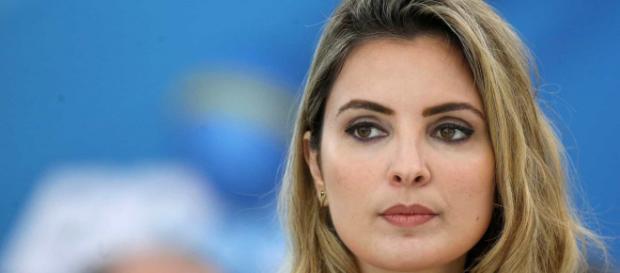 Prisão de Temer deixa Marcela Temer em estado de choque (Arquivo/BlastingNews)