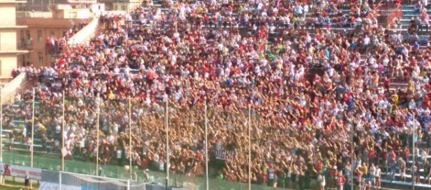 Reggina- Catania, cresce l'attesa per il match di domenica 24 marzo