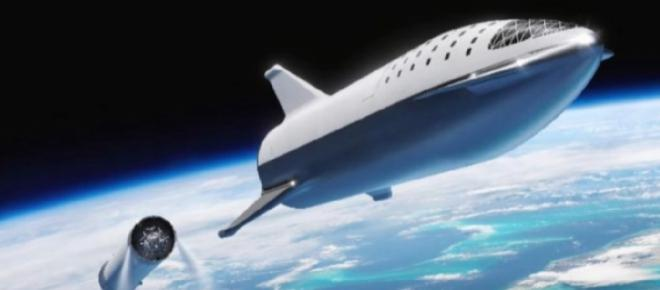 SpaceX wants to revolutionize the concept of long-haul flights