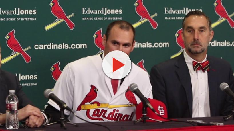 Cardinals getting close to signing Paul Goldschmidt to a five year contract extension