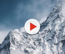 Monte Everest passa por processo de derretimento e corpos congelados aparecem. (Foto: Reprodução)