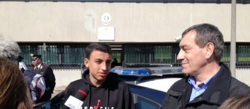 Bus incendiato: Salvini provoca il piccolo Rami: 'Vuole lo Ius Soli? Si faccia eleggere'