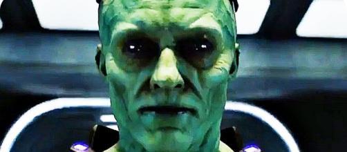 Doomsday apareció en el teaser/trailer de la segunda temporada de Krypton