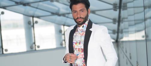 Federico fashion style intervistato in occasione del Cosmoprof 2019 di  Bologna