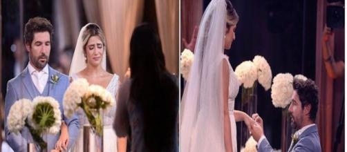 Leonardo não compareceu ao casamento por causa de 'cachê'. (Foto: Reprodução/Instagram)