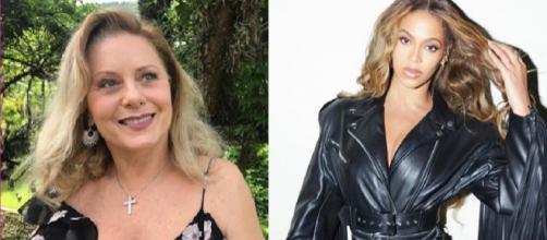 O feminismos está em alta e algumas celebridades optaram por não se depilar. (Reprodução/Instagram/@beyonce/@verafischeroficial)