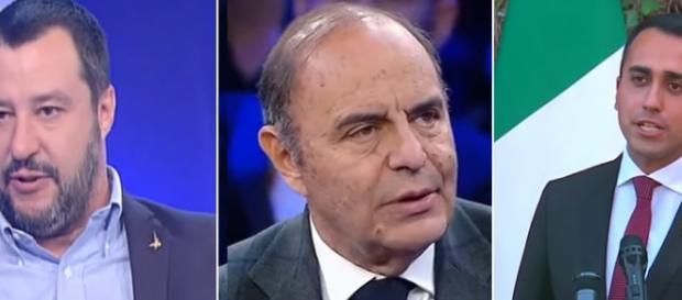 Bruno Vespa prevede una fine anticipata dell'attuale governo.