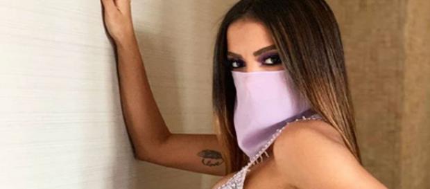 Cantora Anitta acaba de lançar novo álbum (Reprodução/Instagram/@anitta)