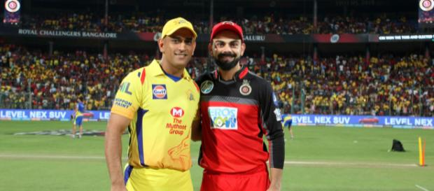 CSK vs RCB match on Saturday (Image via iplt20/Youtube)