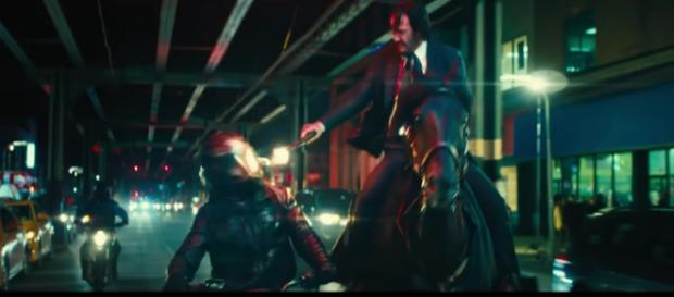 John Wick 3: Parabellum trailer teases a movie filled with action and carnage (Image credit - Lionsgate Movies |YouTube