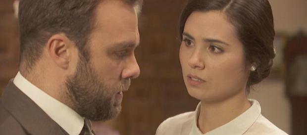 Trame Il Segreto: Maria rivela a Fernando la verità sulle morti di Esperanza e Beltran