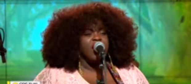 Yola brings storytelling, female sensibilities, and soulful passion to Saturday Sessions on CBS This Morning. [Source: CBS/YouTube]