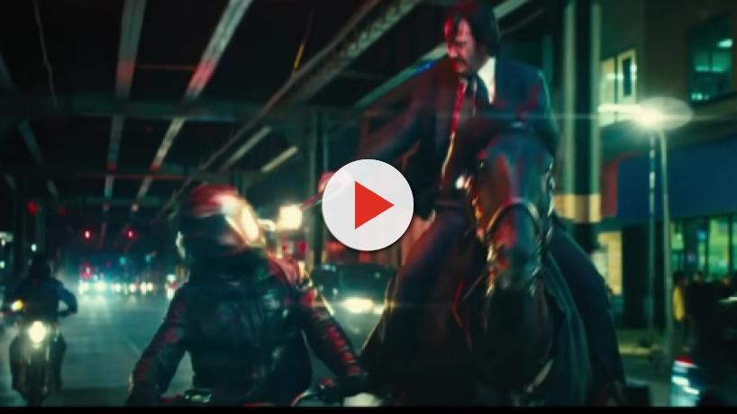 John Wick Chapter 3: Parabellum movie trailer shows him riding a horse through NYC