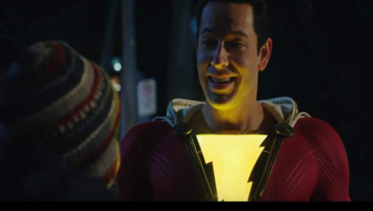 Shazam Breaks Rotten Tomatoes' DCEU curse with 95% Certified
