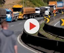 Caminhoneiros não descartam paralisação. (Imagem: Arquivo/ Blasting News)