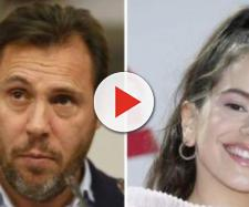 El alcalde del PSOE y Rosalía en imagen