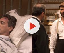 Il Segreto, trame questa settimana: Don Amancio in fin di vita, il ritorno di Gonzalo