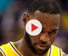 LeBron James had a disappointing start to his Los Angeles Lakers journey in 2018-19. - [ESPN / YouTube screencap]