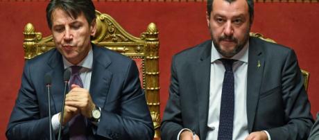 Tensione sempre più palpabile nel Governo. Scontro dialettico tra il premier Conte e il ministro Salvini