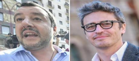 Pif insulta Matteo Salvini per difendere Ramy