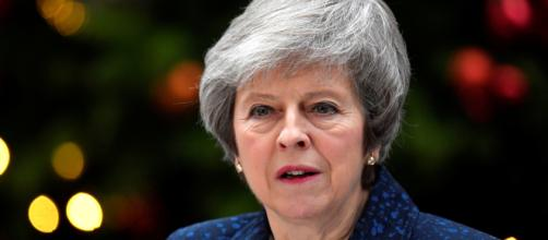 11 ministros conspiran en contra de Theresa May