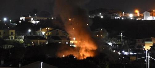 Frascati, esplode villetta: morti padre e figlio, ferita una donna | repubblica.it