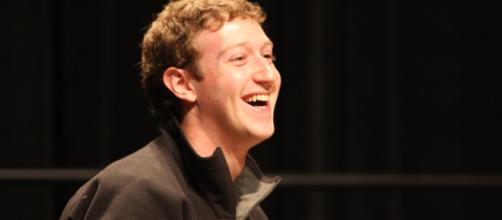 Mark Zuckerberg at South by Southwest in 2008 (image credit Flickr Brian Solis)